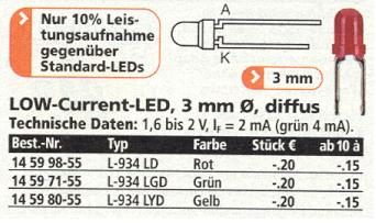 LOW-Current-LEDs